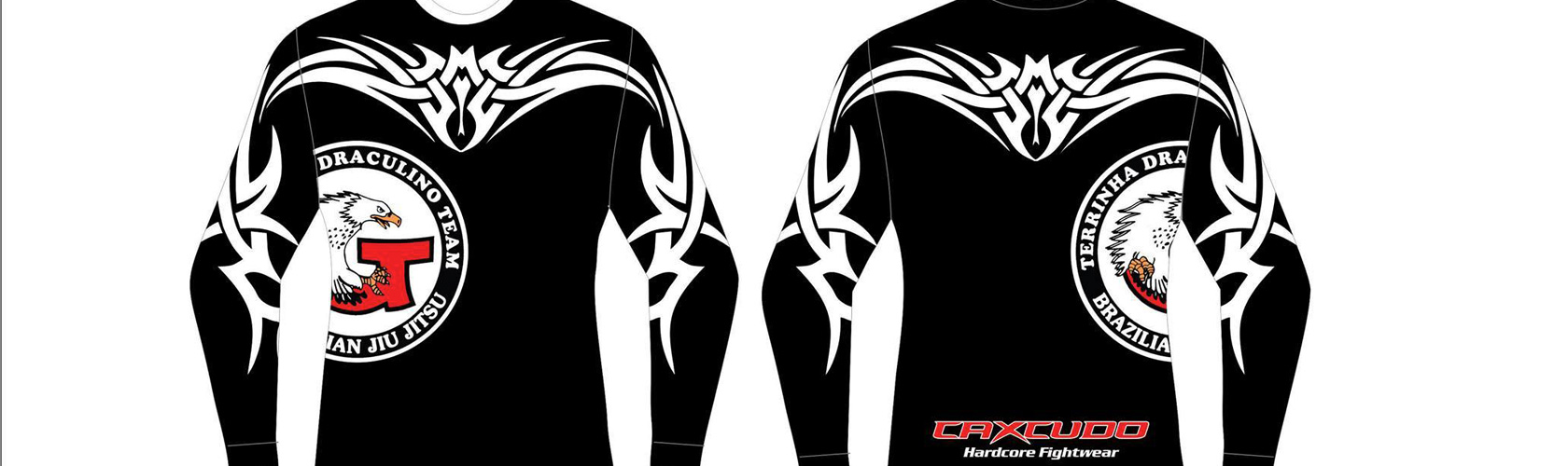 TDT BJJ Rash Guard