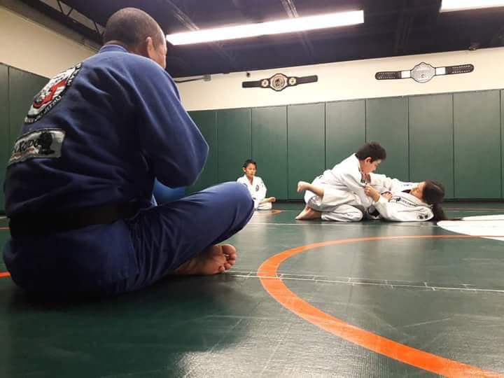 Kids BJJ Classes