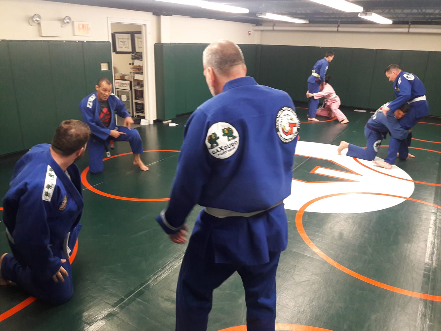 Jiu-Jitsu in Hopkinton Mass