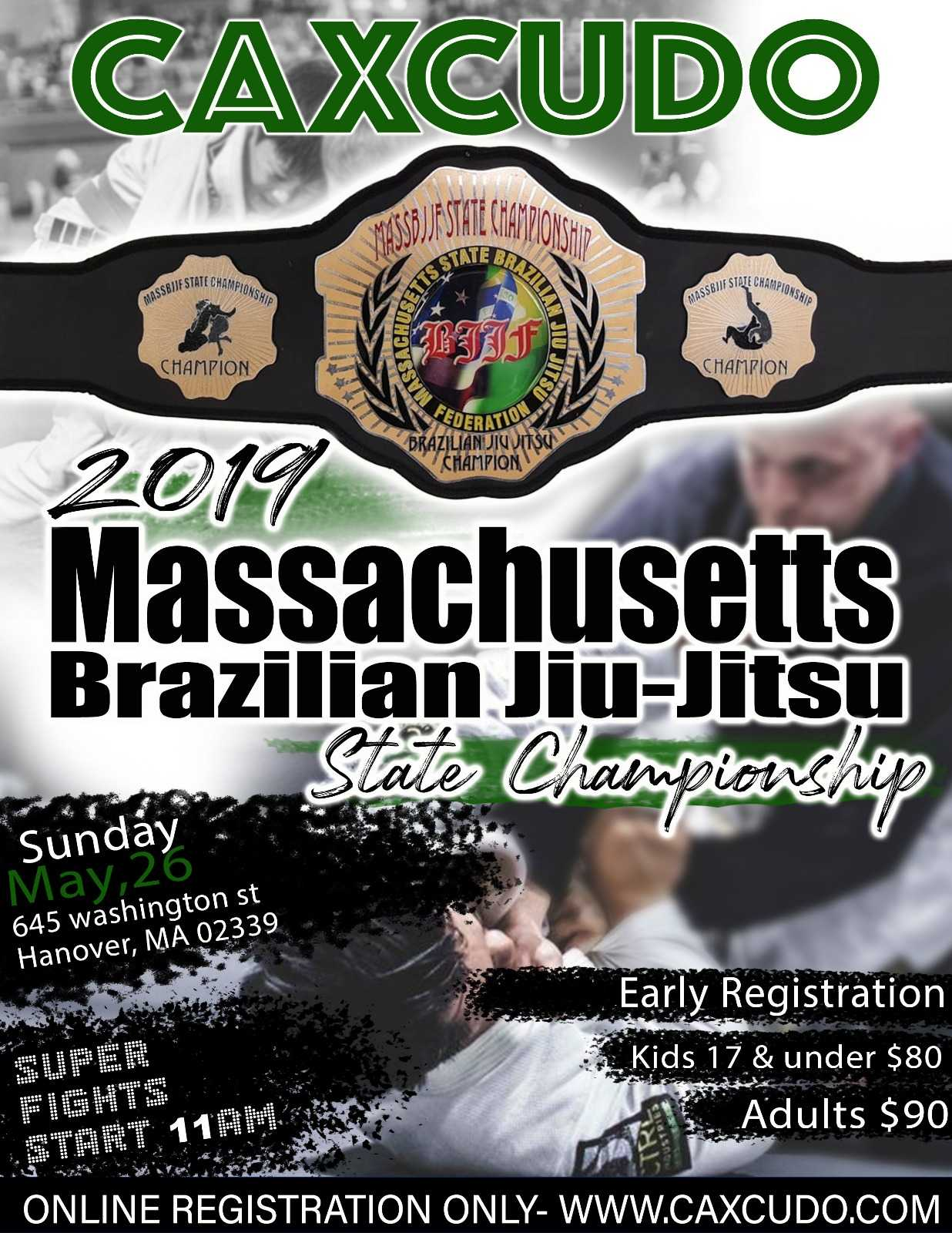 MA Jiu-Jitsu Competition